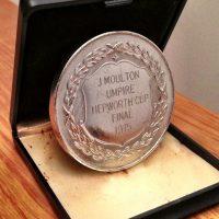 Hepworth Cup Final Umpires Medal