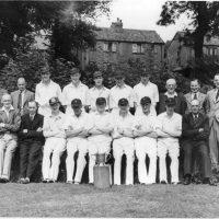 Wood Cup Winners 1949