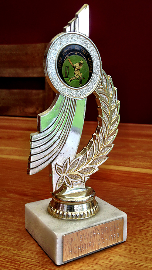 Under 18's Champions Trophy 1989